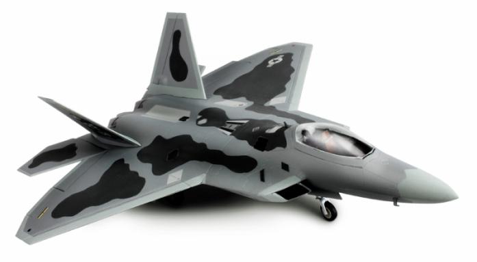 Коллекционная модель Unimax Истребитель F-22 Raptor 2006 США 85082