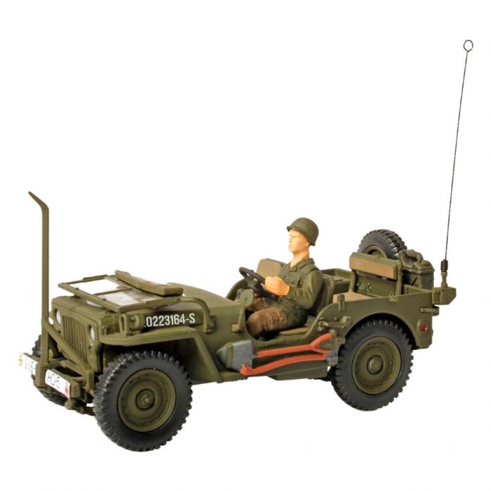 Коллекционная модель Unimax Военный автомобиль (GP) Нормандия 1944 США 82009