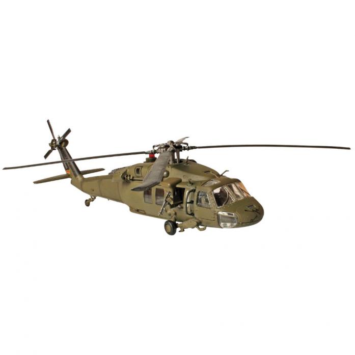 Коллекционная модель Unimax Вертолет UH-60 Black Hawk Ирак 2003 США 85098
