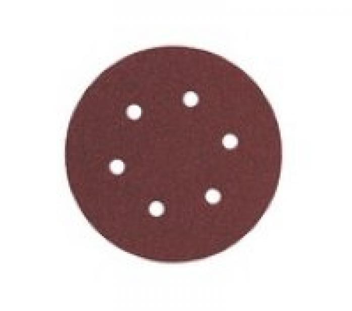 Круг шлифовальный Professional Metabo 150мм 25 шт Р180 624024000