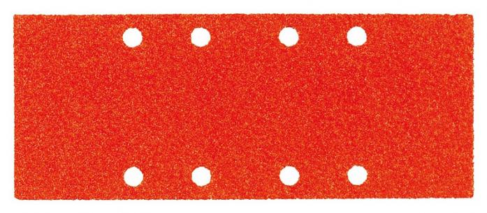 Шлифовальный лист Metabo 93х230мм 10 шт P60 под зажим 624827000