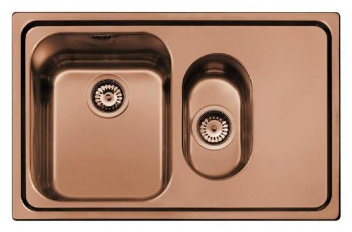 Кухонная мойка Smeg SP7915DRA