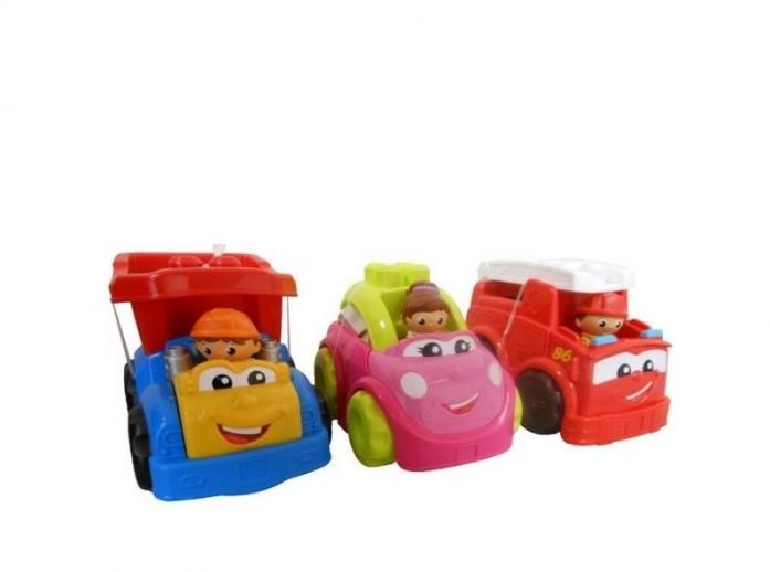 Маленькие транспортные средства Mega Bloks Базовый 80408