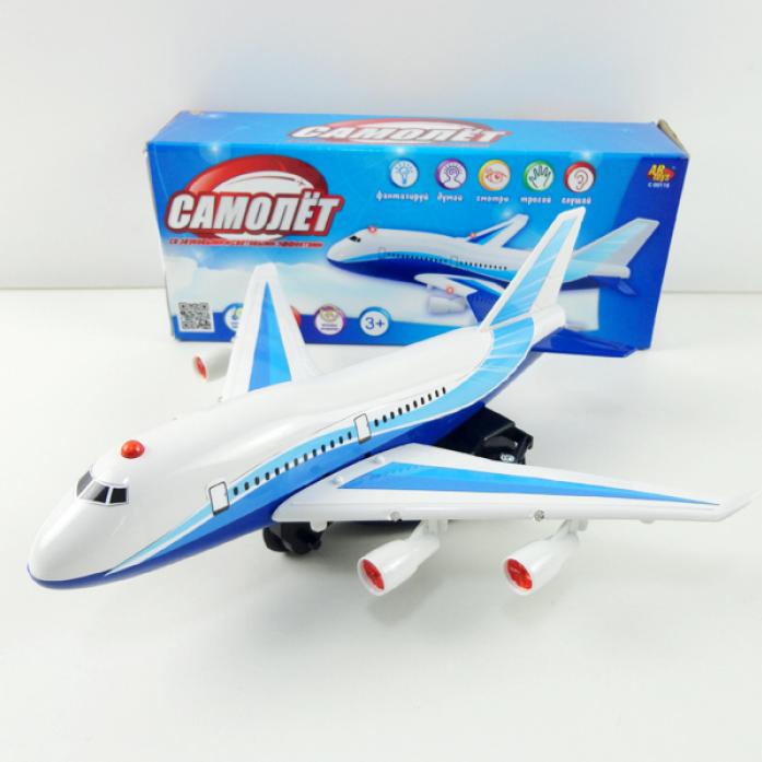 Игрушка ABtoys Самолет C-00118