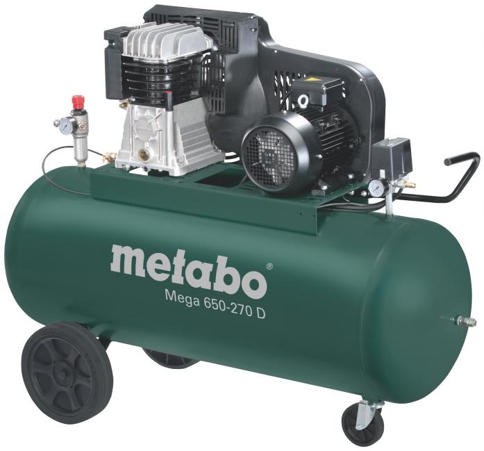 Компрессор Metabo MEGA 650-270 D 601543000