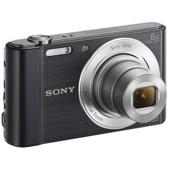 Цифровой фотоаппарат Sony DSC-W810/B