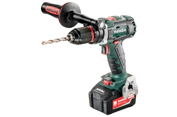 Винтоверт Metabo BS 18 LTX BL I 602350650