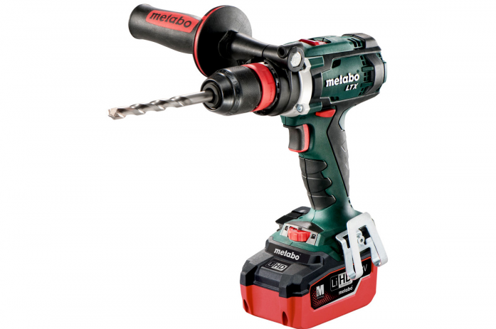 Винтоверт Metabo BS 18 LTX Quick 602193660