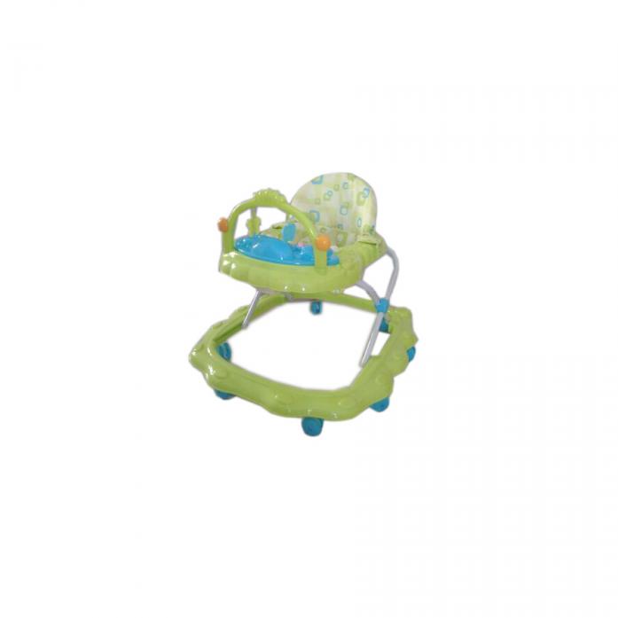 Ходунки Shine Ring 8 колес GREEN/Зеленый 123