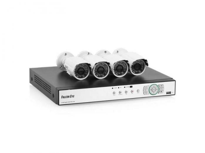 Комплект видеонаблюдения Falcon Eye FE-0216DE-KIT PRO 16.4