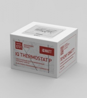 IQWATT IQ Thermostat P кремовый