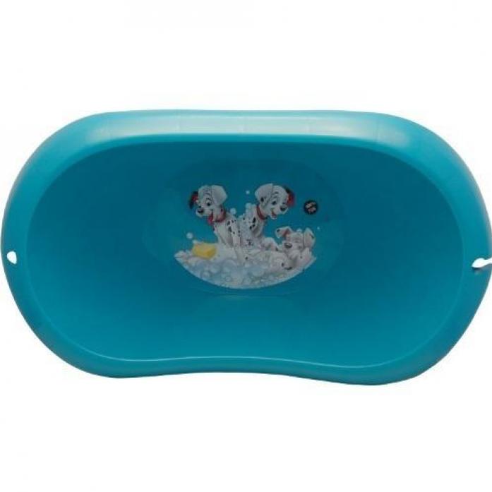 Ванночка детская Idea Дисней 101 Далматинец бирюзовая 2589-Д