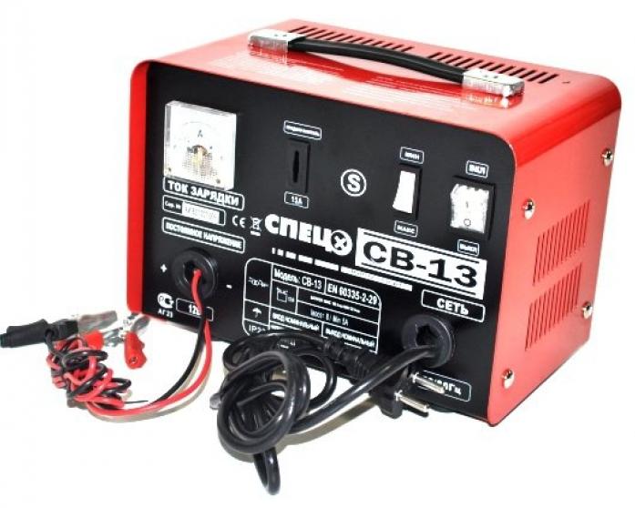 Зарядное устройство Спец CB13-S