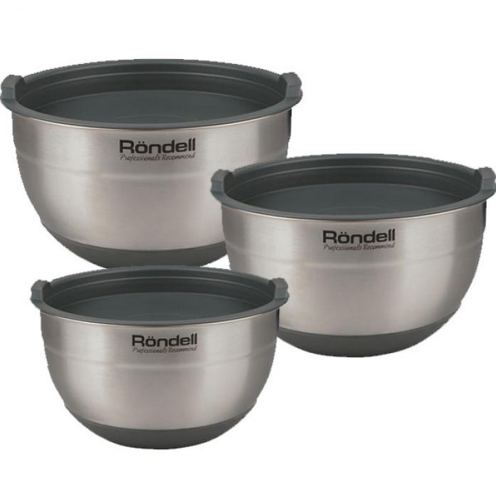 Набор мисок RONDELL RD-670