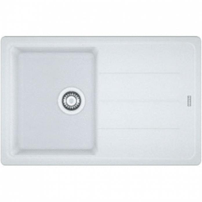 Кухонная мойка Franke BFG 611 C (114.0280.849) серебристый фрагранит