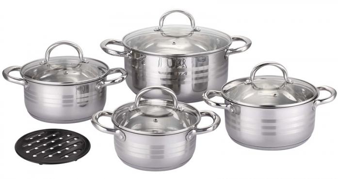 Набор посуды Bekker BK-2882