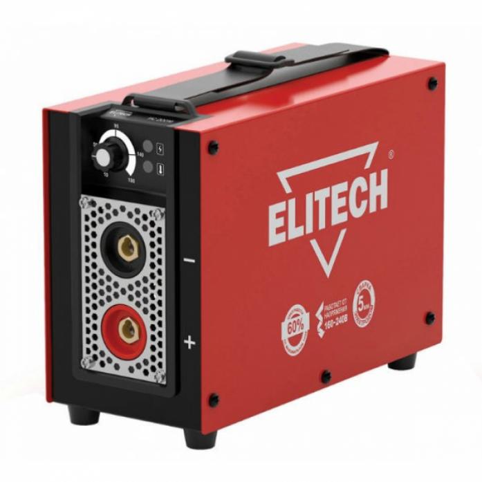 Сварочный аппарат ELITECH ИС 220М 4.6кВт