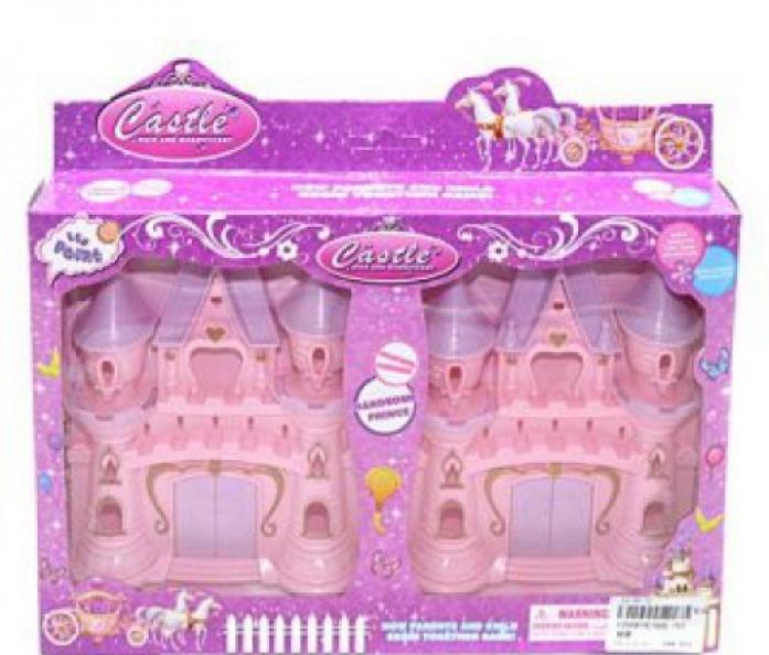 Замок для куклы Shantou Gepai 666-707