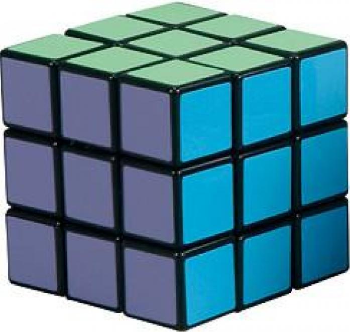 Головоломка Simba Кубик Рубик 6131786