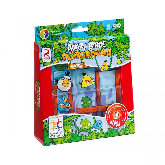 Логическая игра Bondibon Angry Birds Наверху G AB 430 RU Ф48268