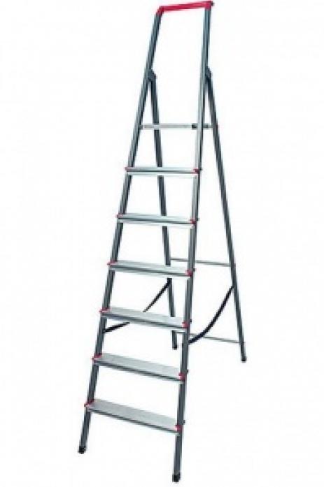 Стремянка стальная Biber 98107