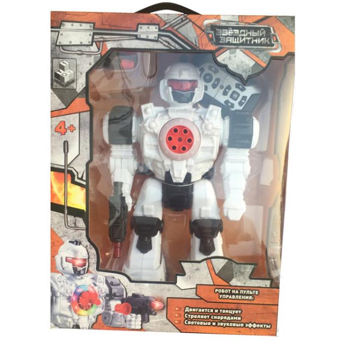 Робот 1toy Звездный защитник Т59068