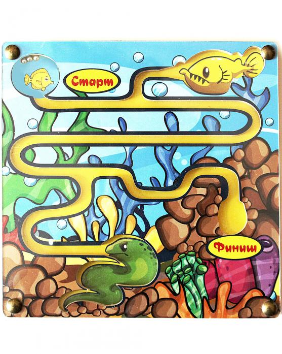 Лабиринт Мастер игрушек Рыбка хочет домой IG0046