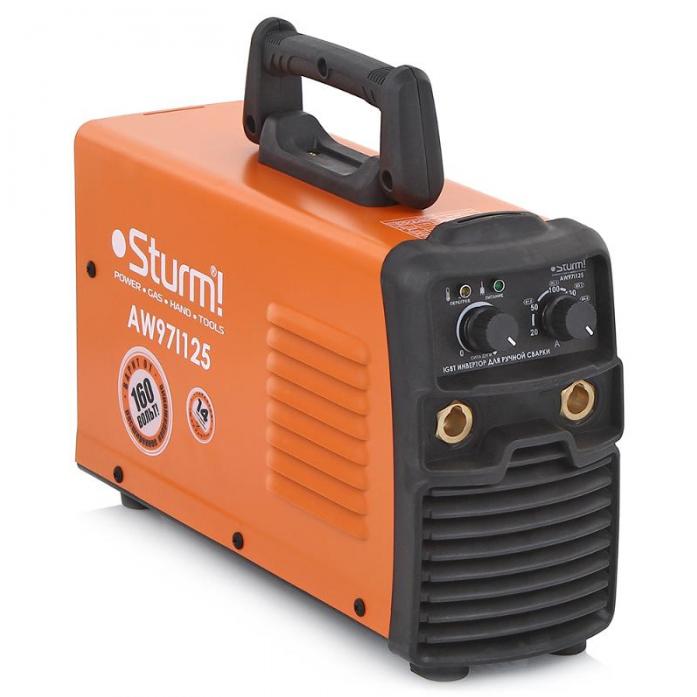 Сварочный аппарат Sturm AW97I125