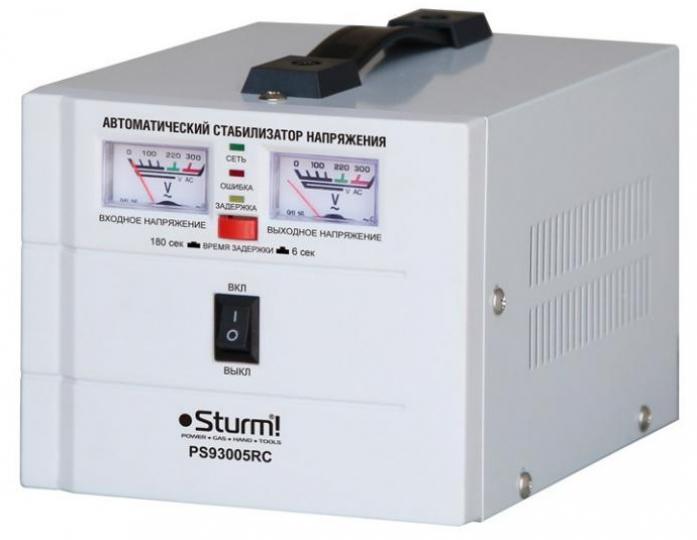 Стабилизатор напряжения Sturm PS93005RC