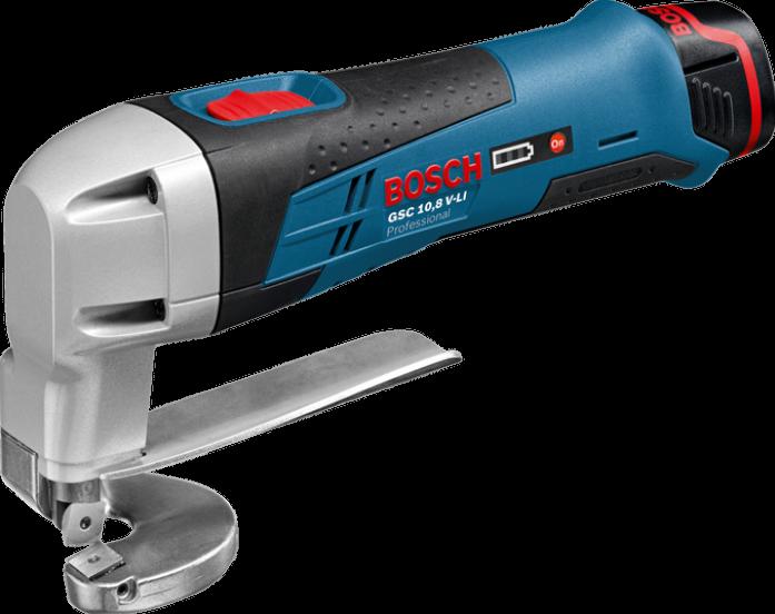 Ножницы Bosch GSC 10,8 V-LI 0601926105