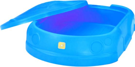 Бассейн-песочница Lerado L-505В (синяя)
