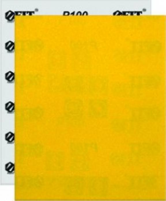 Лист шлифовальный FIT 38156 230х280мм р120 10 шт