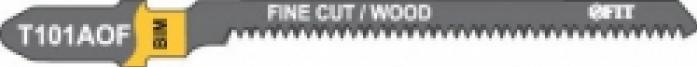 Пилки для лобзика FIT 40952 T101AOF 2шт