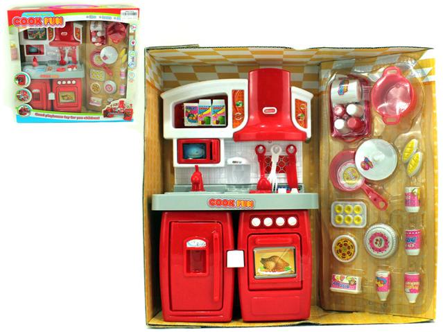 Игровой набор Yako Кухня (свет, звук) Y18614127