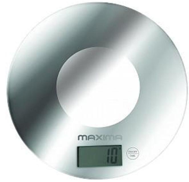 Кухонные весы Maxima MS-067 белый