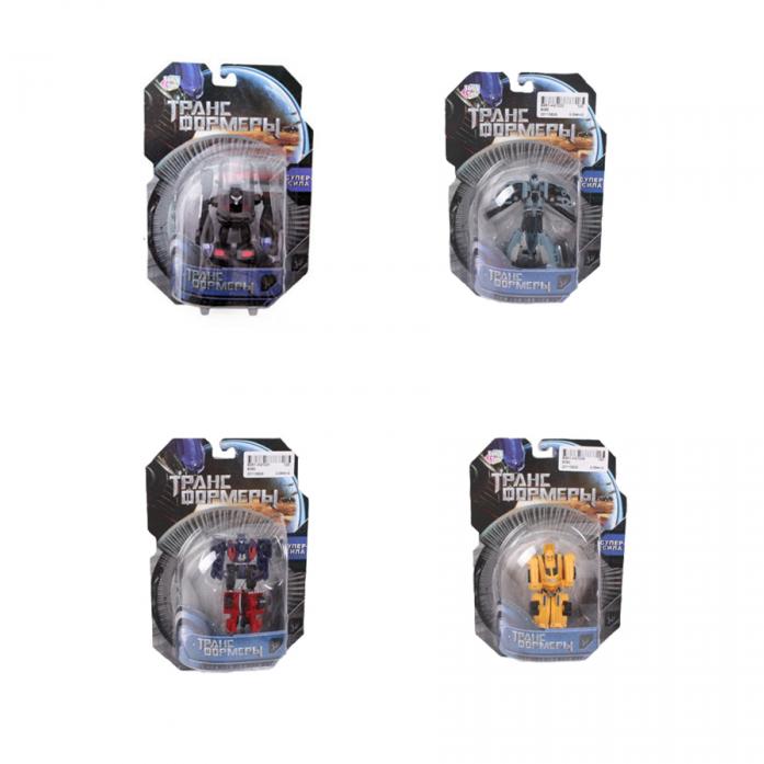 Робот Play Smart Трансформер Супер сила Р41255