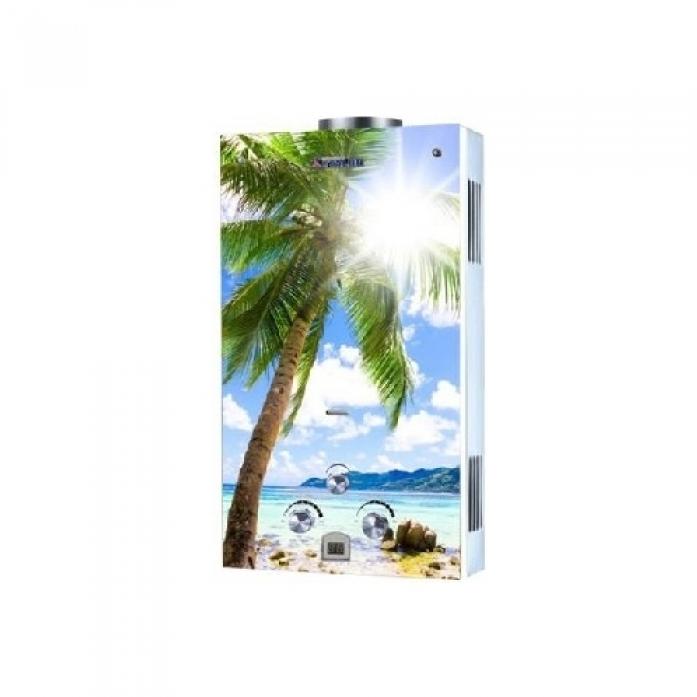 Проточный водонагреватель Etalon Y 10 GI пальма