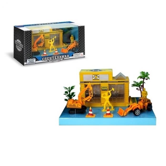 Игровой набор Zhorya Строительный Х75362