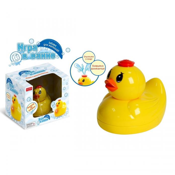 Игрушка для ванной Zhorya Уточка Х76169
