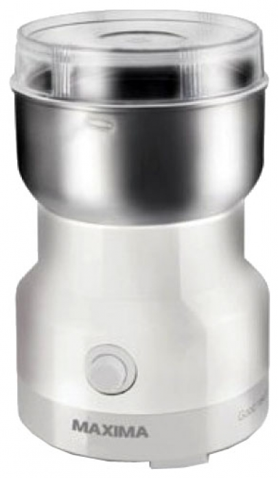 Кофемолка Maxima MCG-1602 белый