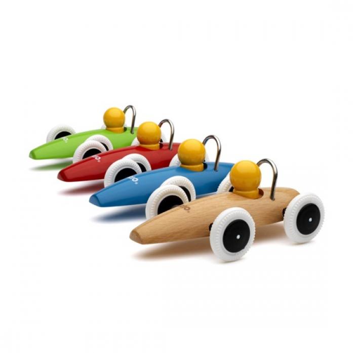 Деревянная игрушка Brio Гоночная машинка BRIO 30077