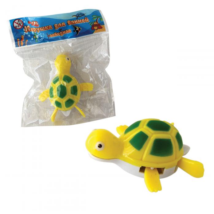 Игрушка для ванной Тилибом Черепаха 7 см Т58991