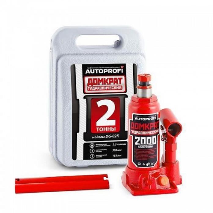 Домкрат бутылочный Autoprofi DG-02K