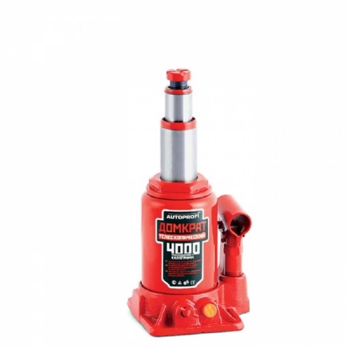 Домкрат бутылочный Autoprofi DT-04