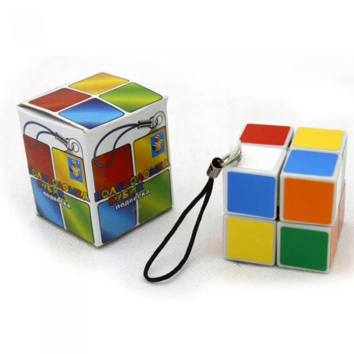 Головоломка 1toy Кубик с подвеской Т53700