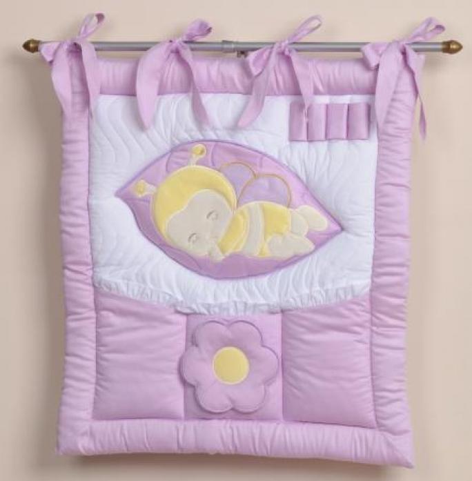 Сумка прикроватная Сдобина Цветные сны 62.16 фиолетовая