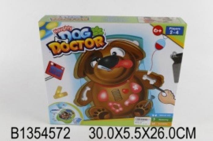 """NONAME Настольная игра """"Доктор"""" 47256"""