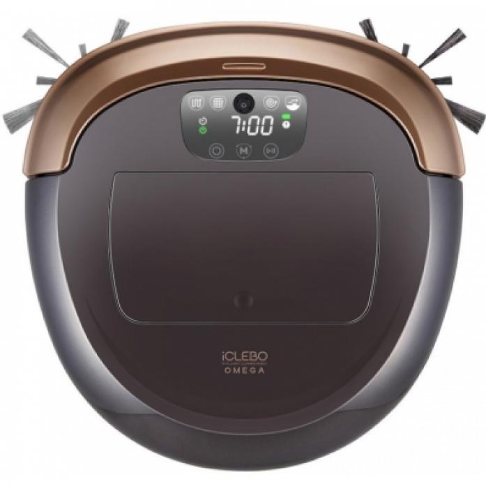 Пылесос робот iClebo Omega Gold