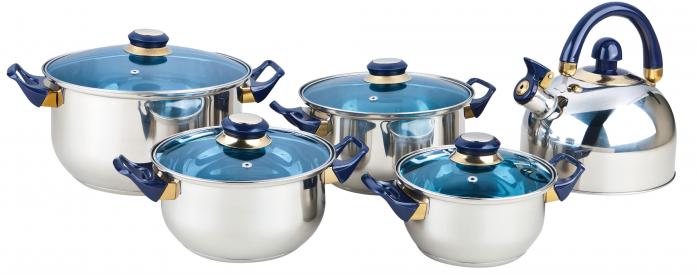 Набор посуды Bekker BK-4605