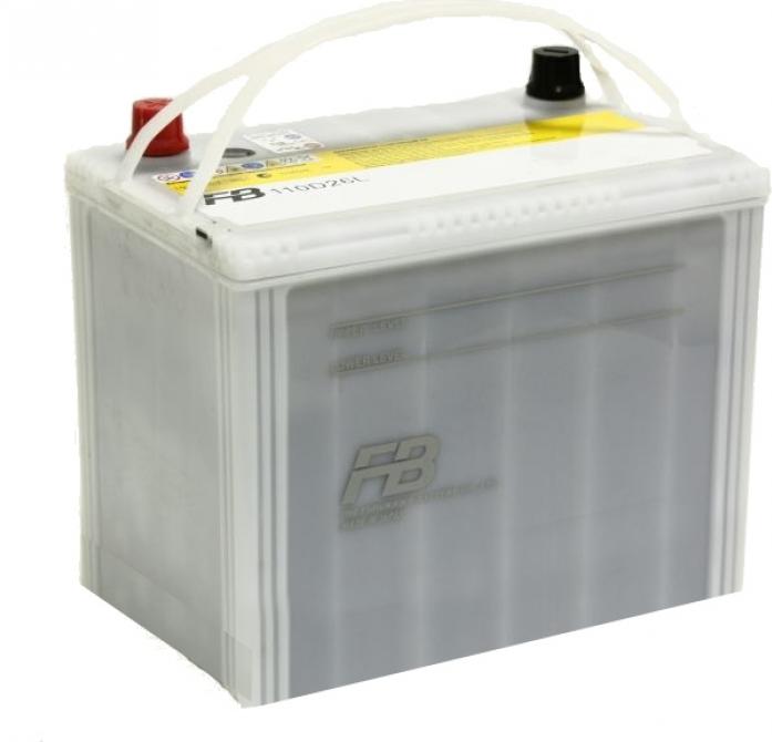 Аккумулятор Furukawa Battery FB9000 80А/ч 760А 110D26R